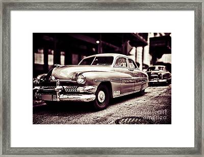 Back ... In The Past Framed Print by Alessandro Giorgi Art Photography