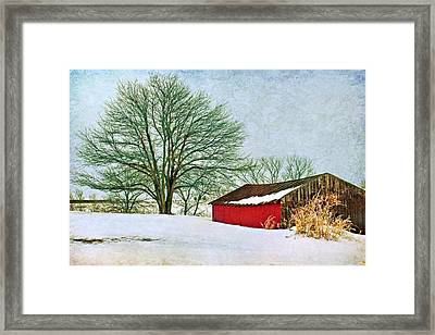 Back In The Day Framed Print by Nikolyn McDonald