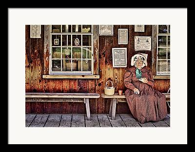 Sturbridge Village Framed Prints