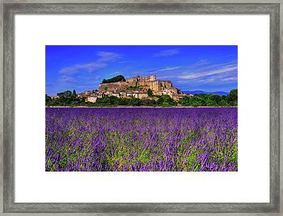 Back In Time Framed Print by Midori Chan