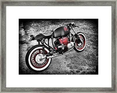Back To Basics Framed Print by Tim Gainey