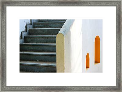 Back To Heaven Framed Print by Prakash Ghai