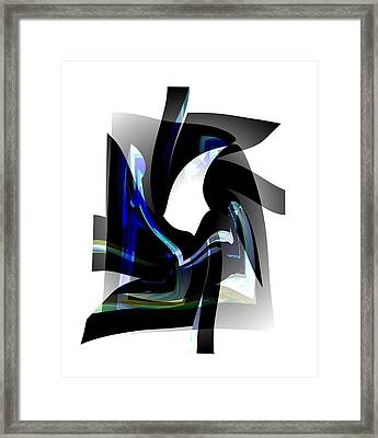 Back To Life  Framed Print by Thibault Toussaint