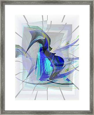 Back To Life 3 Framed Print by Thibault Toussaint