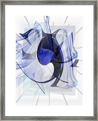 Back To Life 4 Framed Print by Thibault Toussaint