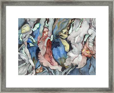 Back To My Soul Framed Print by Liduine Bekman