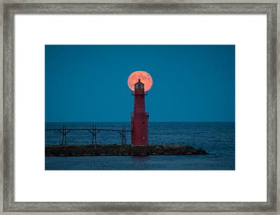 Backlighting II Framed Print by Bill Pevlor