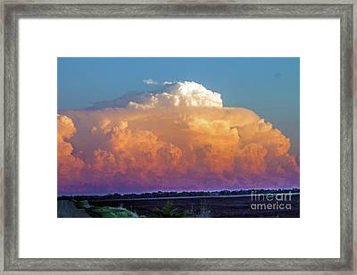 Backroad Suprise Framed Print by Josh Alecci