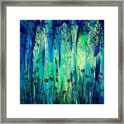 Backyard Dreamer Framed Print