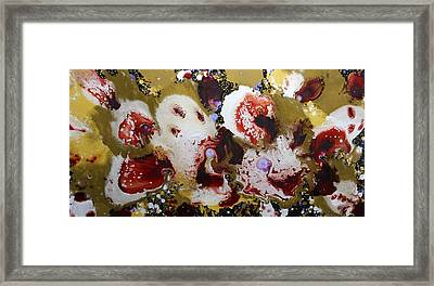 Bad Clowns Framed Print by John Pugh