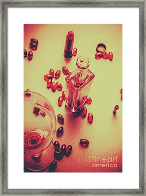 Bad Habits Framed Print by Jorgo Photography - Wall Art Gallery