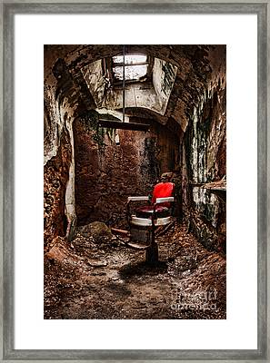 Bad Hair Day Framed Print by Andrew Paranavitana