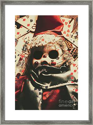 Bad Magic Framed Print by Jorgo Photography - Wall Art Gallery