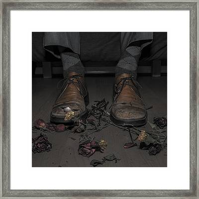 Bad Times For Poets Framed Print