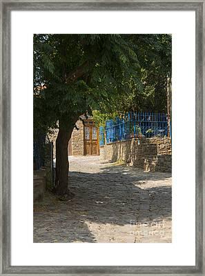 Bademili Village Framed Print