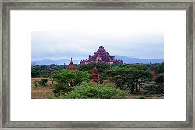 Bagan 2 Framed Print