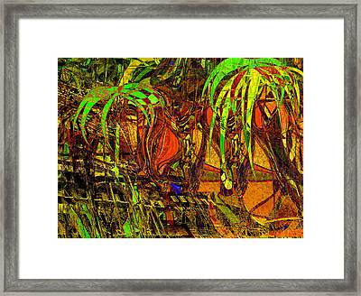 Bahama Afternoon Framed Print by Anne Weirich