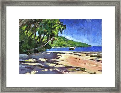Bahia Framed Print