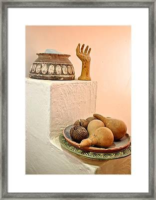Bahraini Arts Framed Print