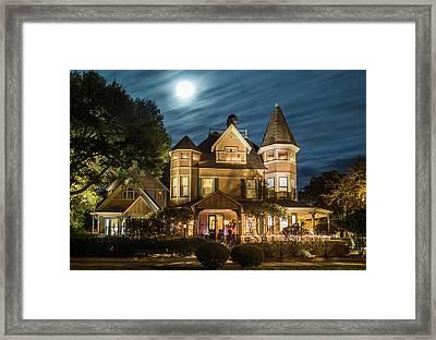 Bailey House Framed Print