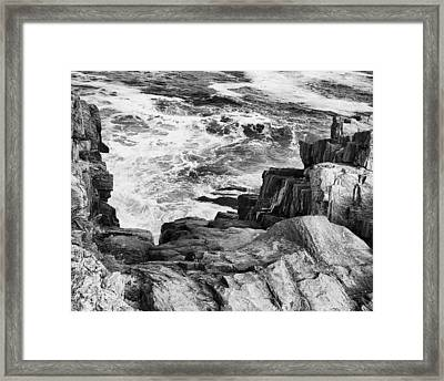 Bailey Island No. 3-1 Framed Print