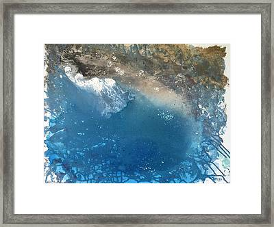 Bajamar Framed Print