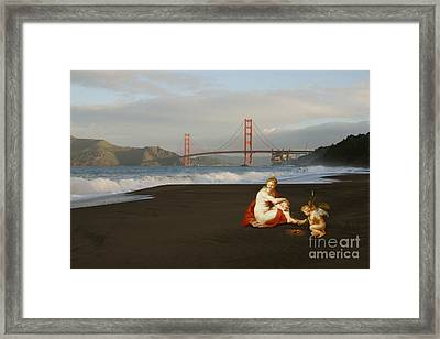 Baker Beach Framed Print