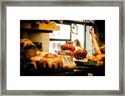 Framed Print featuring the photograph Baker by Jason Smith