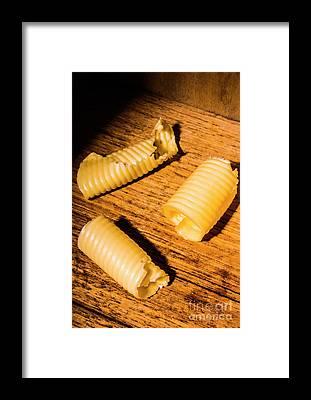 Margarine Framed Prints