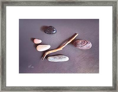 Balance 2 Framed Print by Elena Kolotusha