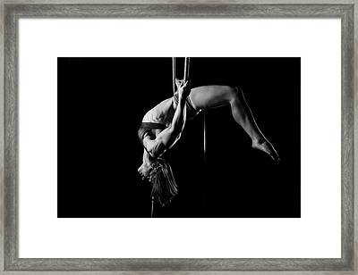 Balance Of Power 10 Framed Print