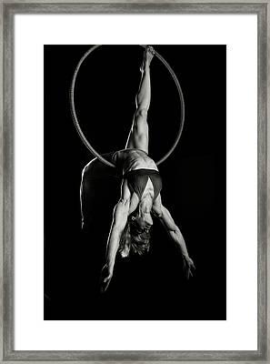 Balance Of Power 14 Framed Print