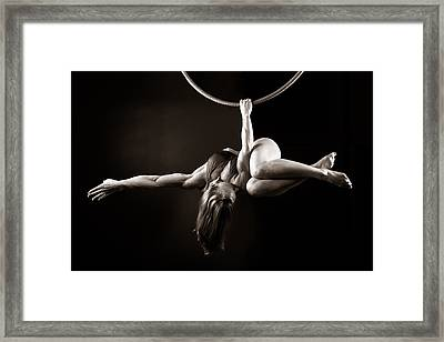 Balance Of Power 2011 Meathook Framed Print