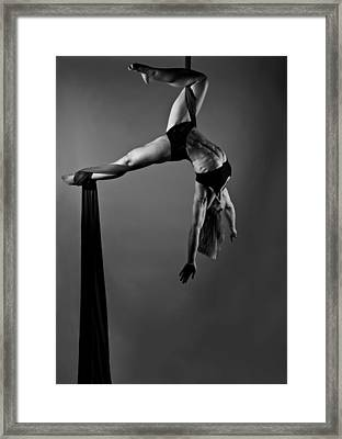 Balance Of Power 2012 Series Hooked Framed Print