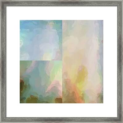 Balance...four Framed Print by Tom Druin