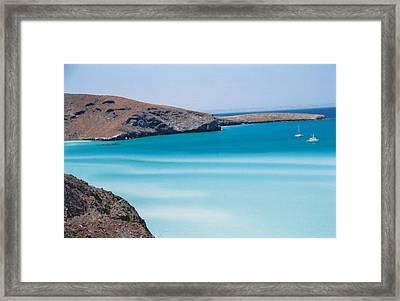 Balandra Bay Framed Print by Kathy Schumann
