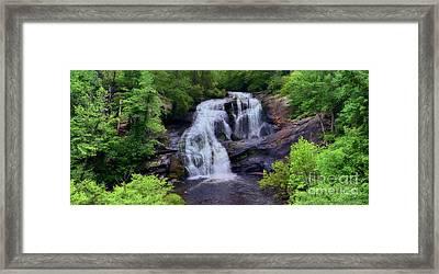 Bald River Falls, Tenn. Framed Print