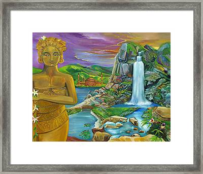 Bali Dream Framed Print by John Keaton