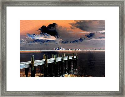 Ballast Point Framed Print by David Lee Thompson