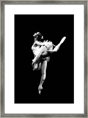 Ballet Dance Framed Print