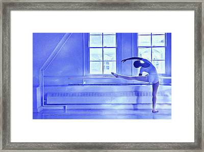 Ballet Framed Print by George Robinson