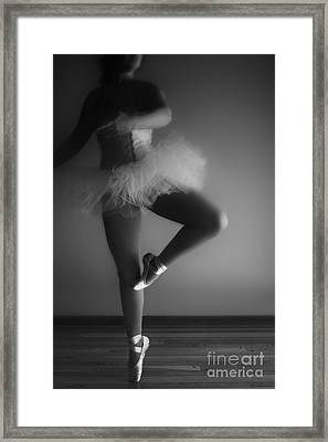 Ballet Slippers Framed Print by Margie Hurwich