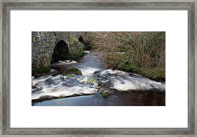 Ballinderry River Framed Print