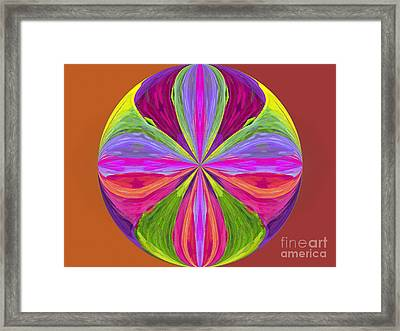 Balloon Wannabe Framed Print by Patric Carter
