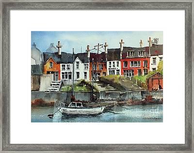 Baltimore, West Cork Framed Print
