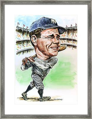 Bambino Framed Print by Tom Hedderich