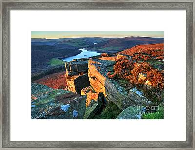 Bamford Edge Framed Print