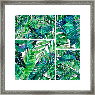 Banana Life  Framed Print by Mark Ashkenazi