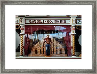 Band Leader Framed Print by Tim Nichols