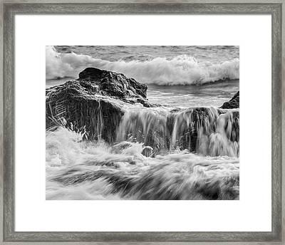 Bandon 5489 Framed Print